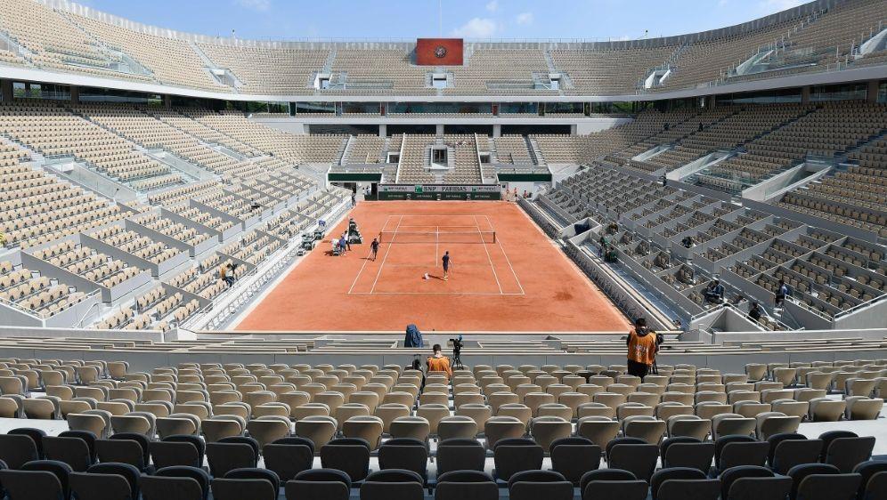 Die French Open könnten ohne Zuschauer stattfinden - Bildquelle: PIXATHLONPIXATHLONSID