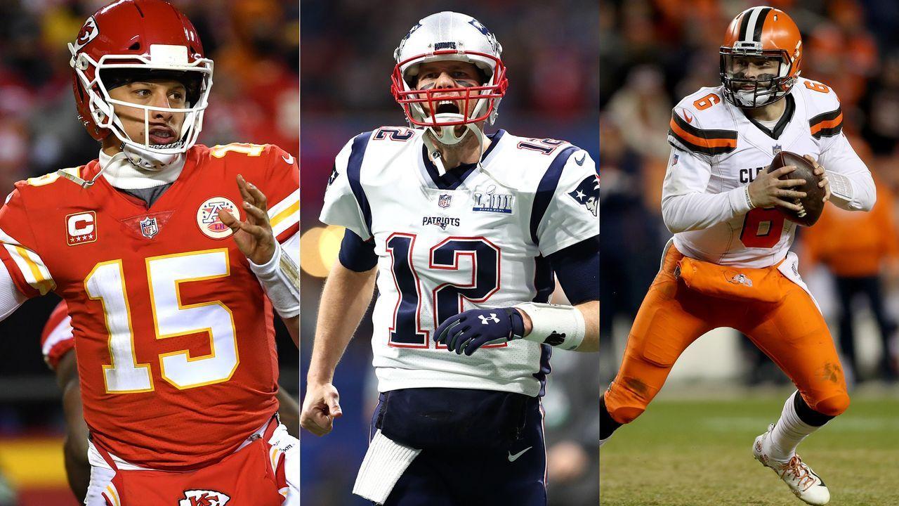 NFL-Quoten: Wer kommt 2019 in die Playoffs? - Bildquelle: Getty