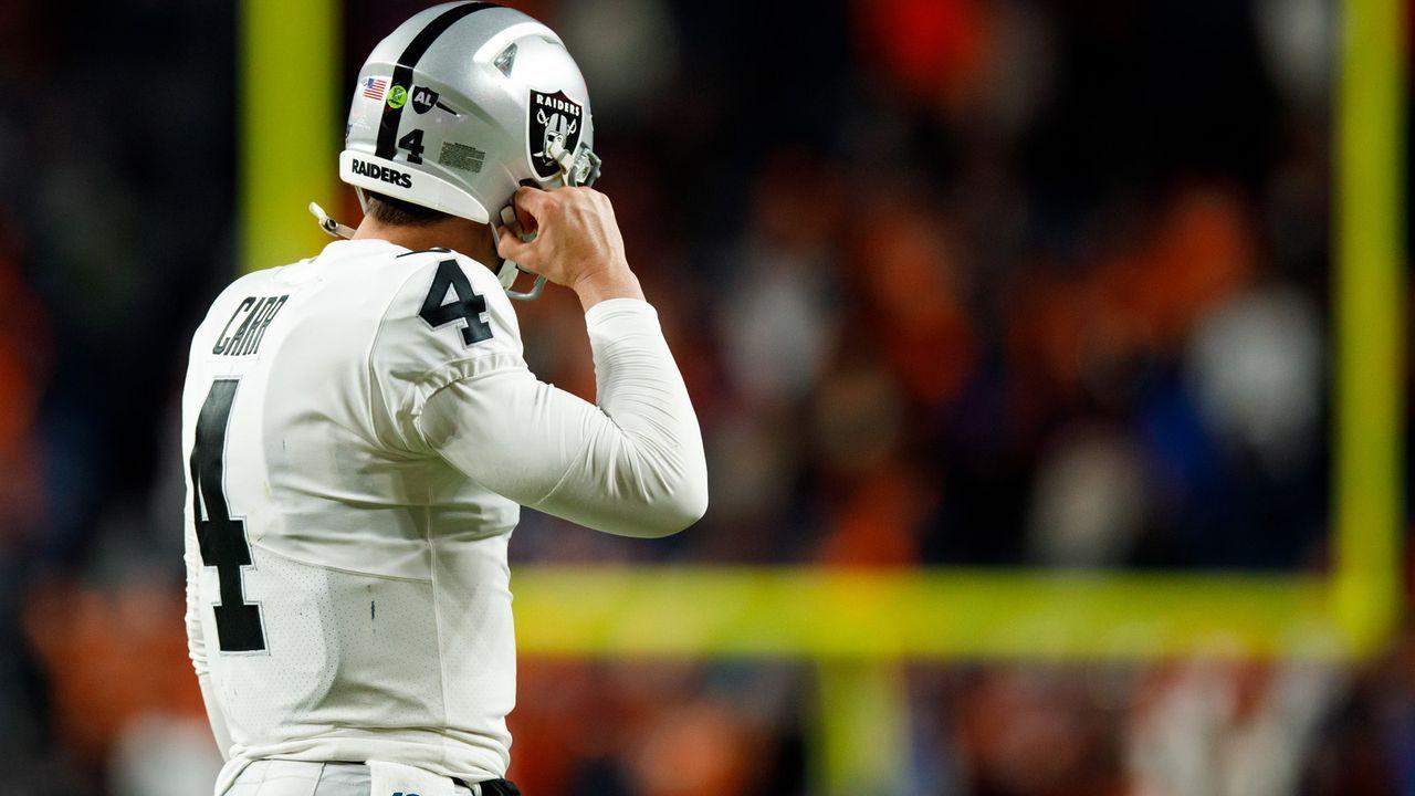 Oakland Raiders - Bildquelle: 2019 Getty Images
