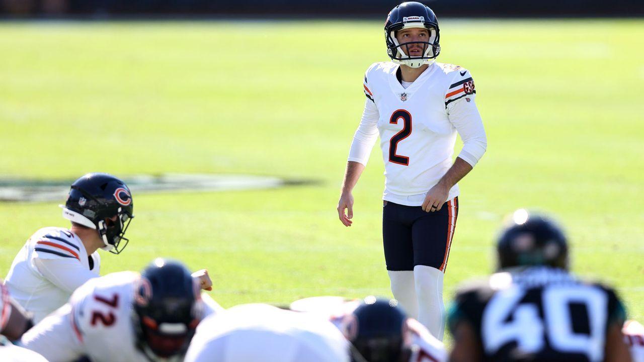 Cairo Santos (Chicago Bears) - Bildquelle: Getty Images