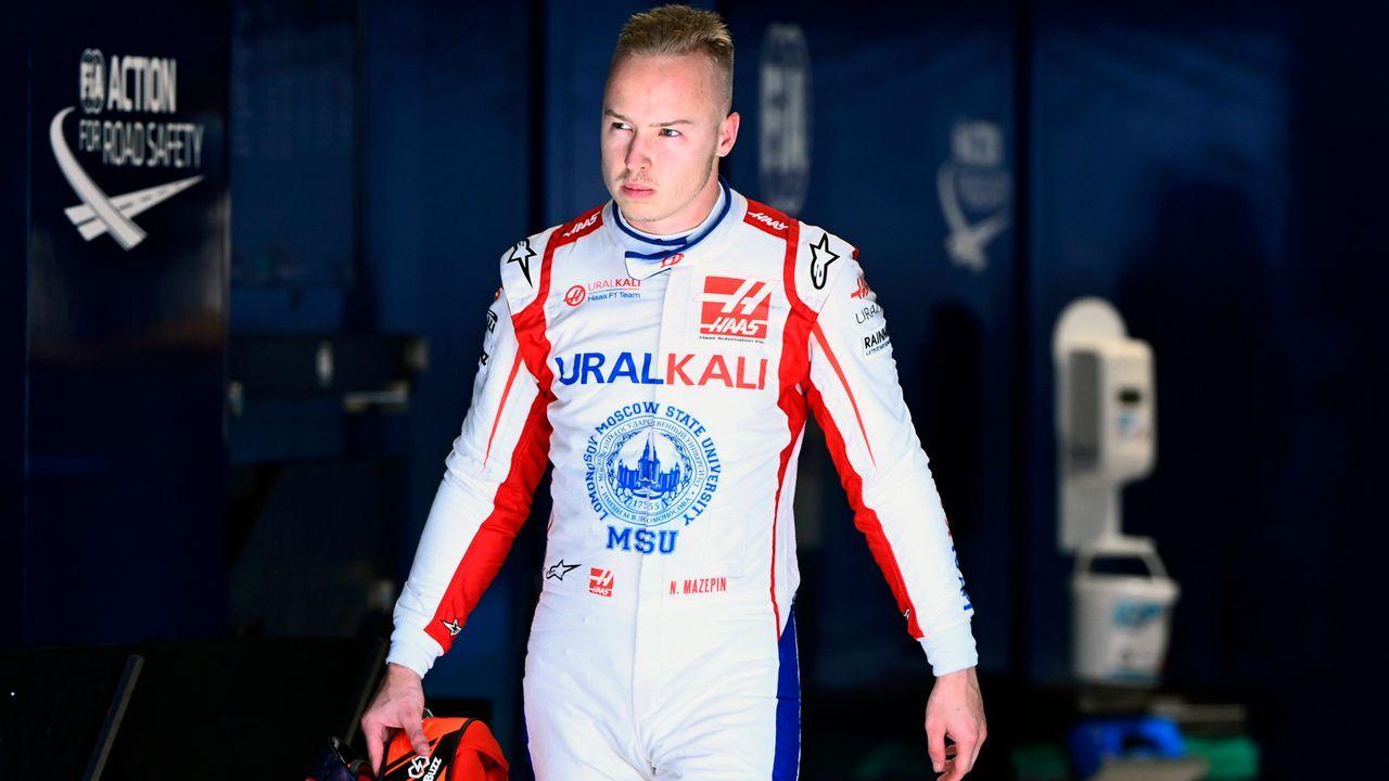 Die Skandal-Akte von Nikita Mapezin - Bildquelle: imago images/Motorsport Images
