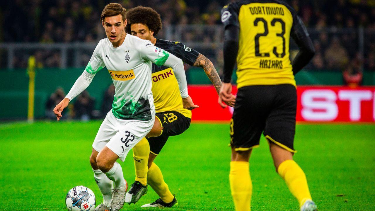 Florian Neuhaus (Borussia Mönchengladbach) - Bildquelle: imago