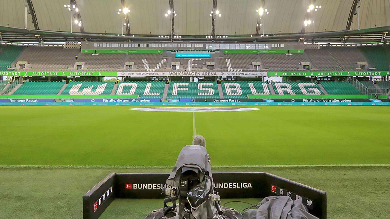 VfL Wolfsburg - Bildquelle: imago images/Rust