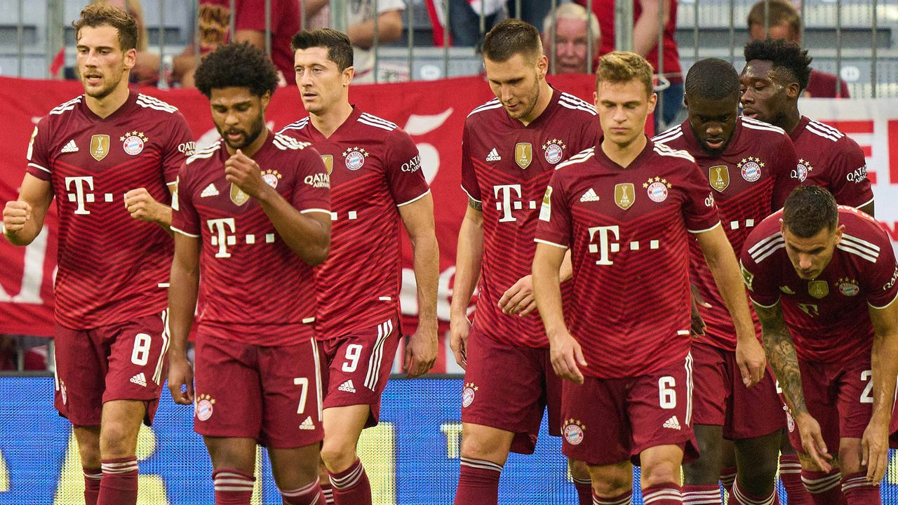 FC Bayern München - Bildquelle: imago images/ActionPictures