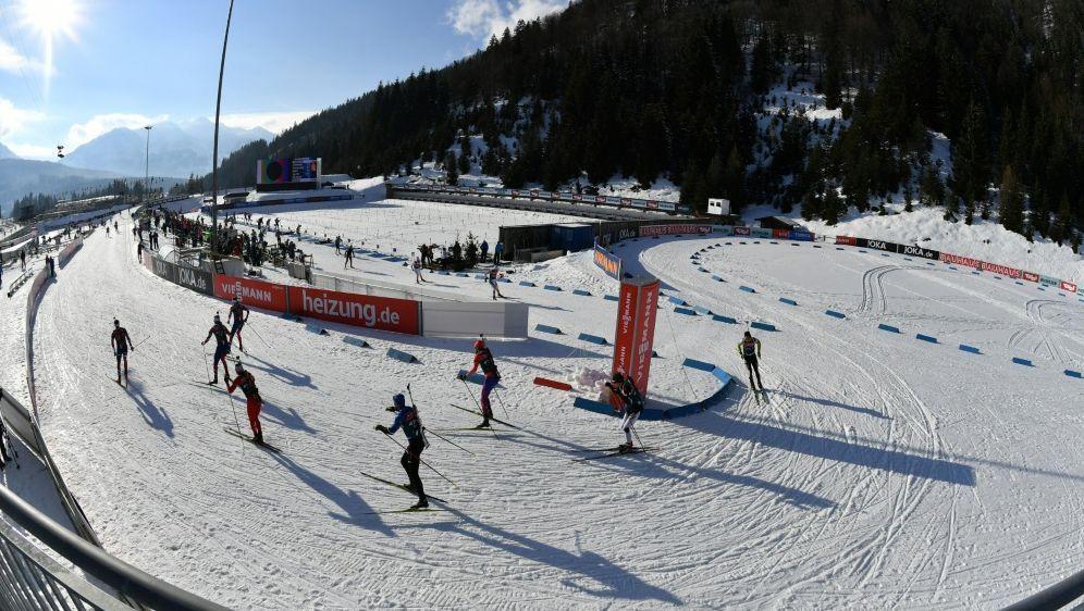 In Hochfilzen finden im Dezember zwei Wettbewerbe statt - Bildquelle: AFPSIDBARBARA GINDL