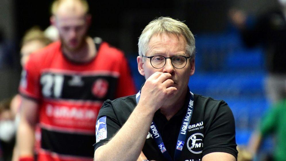 Schlechter Saisonstart wird Gudmundsson zum Verhängnis - Bildquelle: Heinz HartungHeinz HartungHeinz Hartung