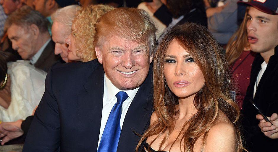 Wie viele Tweets setzt Trump ab? - Bildquelle: Getty Images