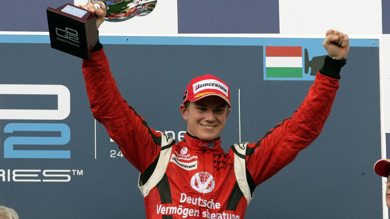 2009: Nico Hülkenberg - Bildquelle: imago sportfotodienst