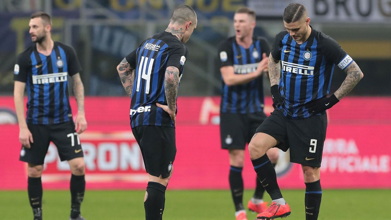 Platz 13: Inter Mailand - Bildquelle: 2019 Getty Images