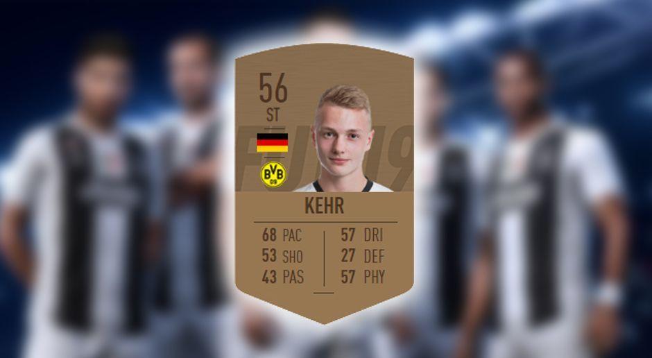 Schlechtester Bundesliga-Spieler: Robin Kehr - Bildquelle: EA Sports