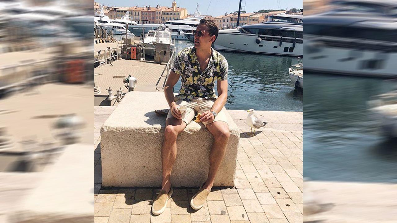 Rene Adler (zuletzt 1. FSV Mainz 05) - Bildquelle: reneadler/instagram