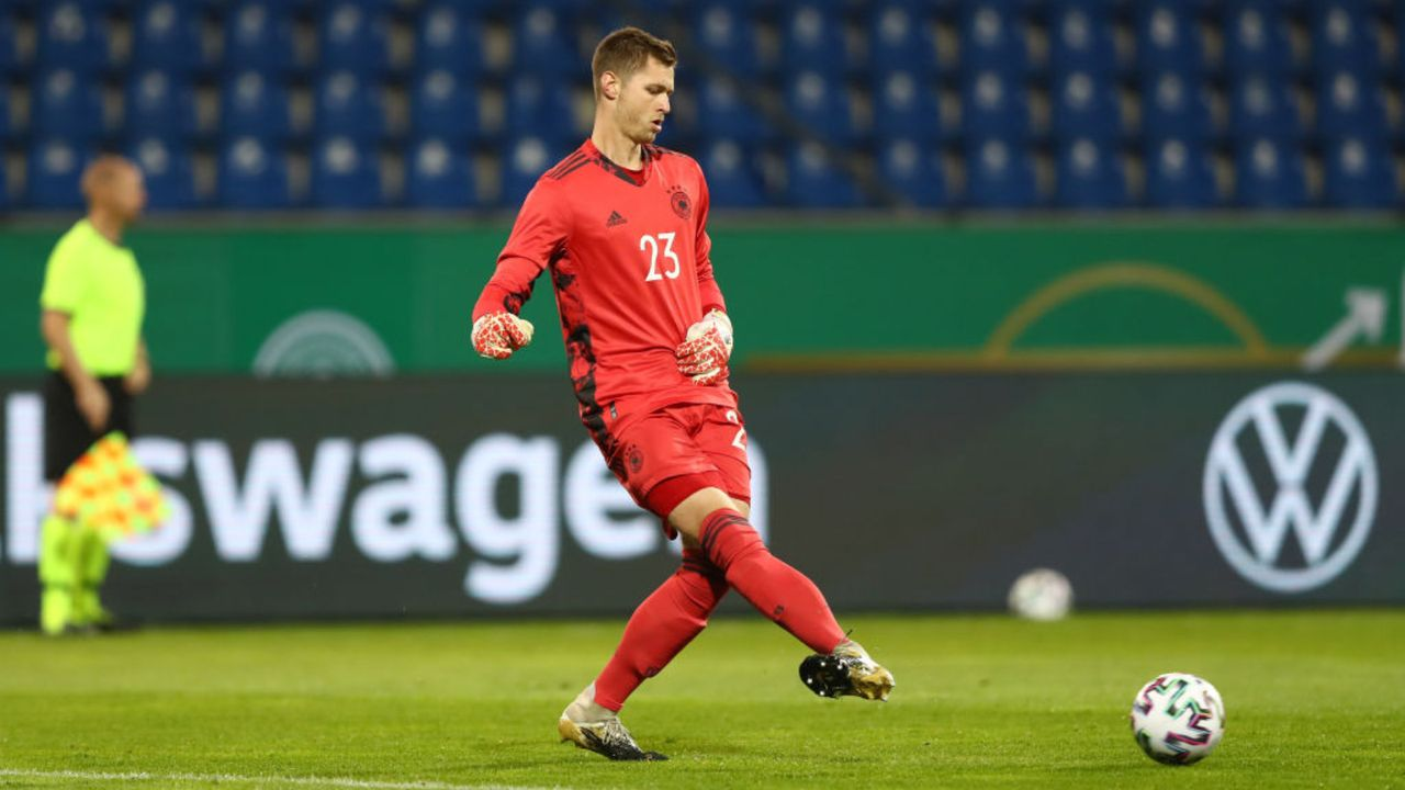 Lennart Grill (Bayer 04 Leverkusen) - Bildquelle: Getty