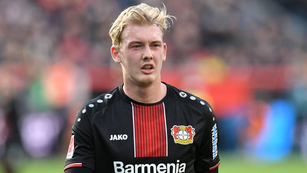 Julian Brandt (Bayer Leverkusen)  - Bildquelle: imago