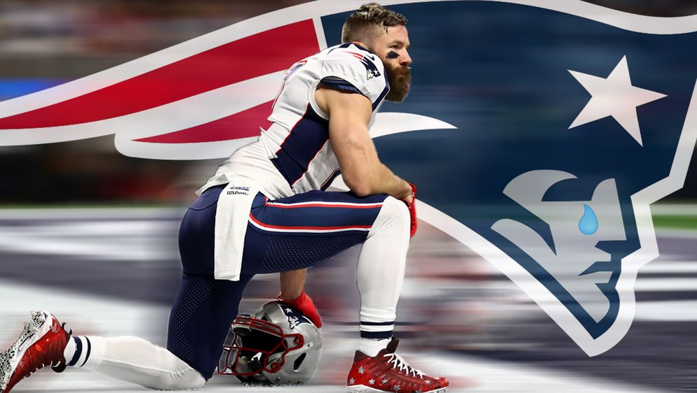 Julian Edelman wird den Start des Training Camp der Patriots verpassen. - Bildquelle: Getty