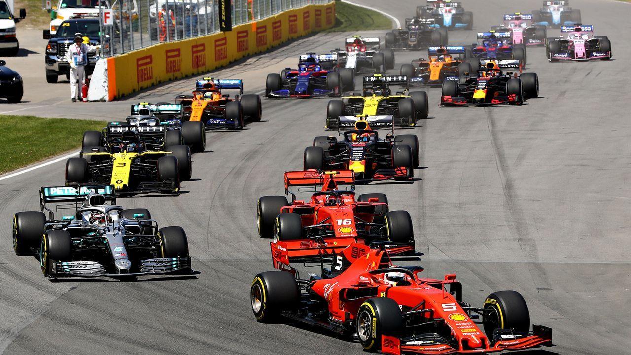 Regel-Revolution! So sieht die neue Formel 1 ab 2021 aus - Bildquelle: 2019 Getty Images