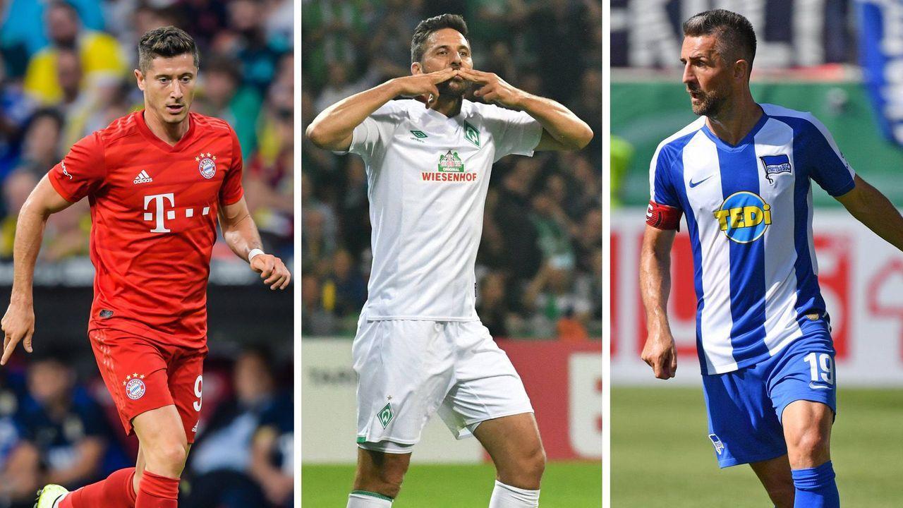 Dauerbrenner, Rüpel und Co.: Statistiken zum Start der Bundesliga-Saison 2019/2020 - Bildquelle: imago