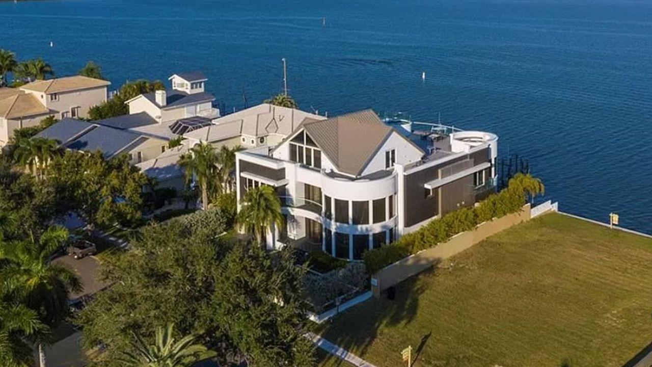 In Tampa: Die neue Villa von Gisele Bündchen und Tom Brady - Bildquelle: Smith & Associates Real Estate