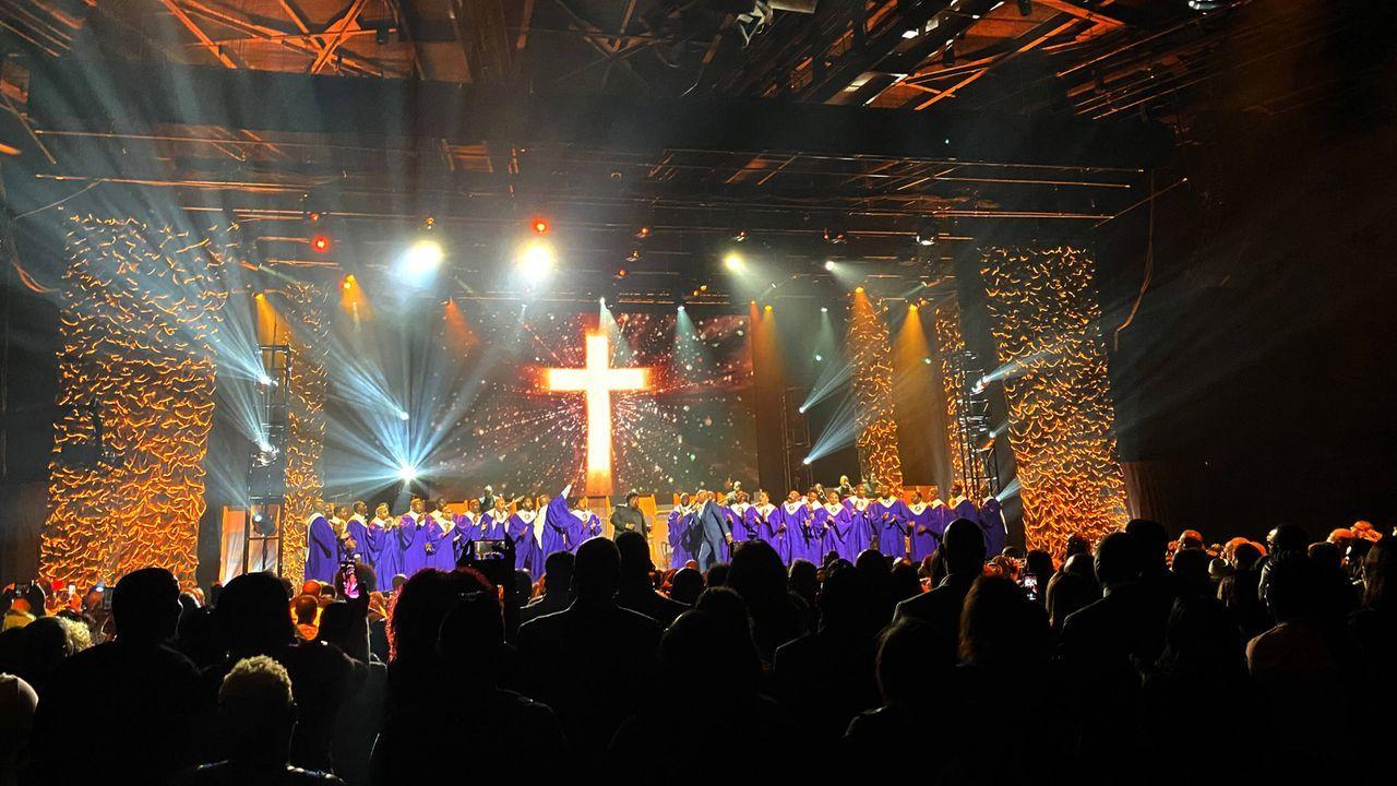 Religiöse Indoor-Veranstaltungen - Bildquelle: imago images/UPI Photo