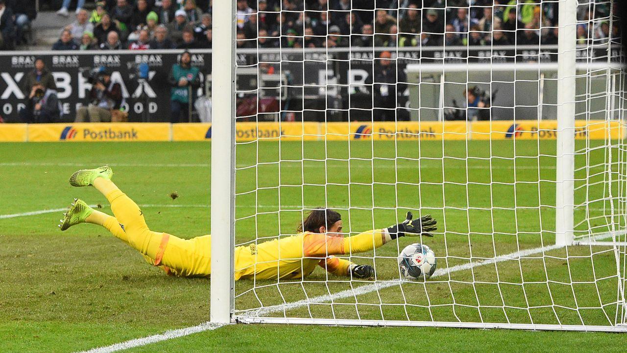 Yann Sommer (Borussia Mönchengladbach) - Bildquelle: Imago Images