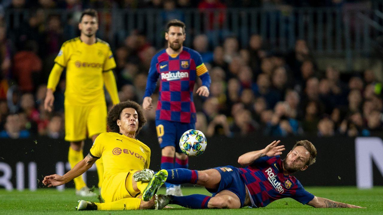 Einzelkritik: Die Noten zu FC Barcelona gegen Borussia Dortmund - Bildquelle: imago