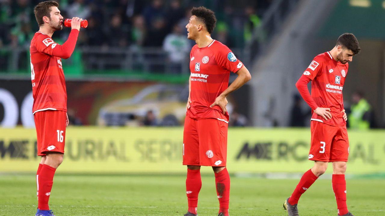 5. Platz: 1. FSV Mainz 05 - Bildquelle: 2019 Getty Images