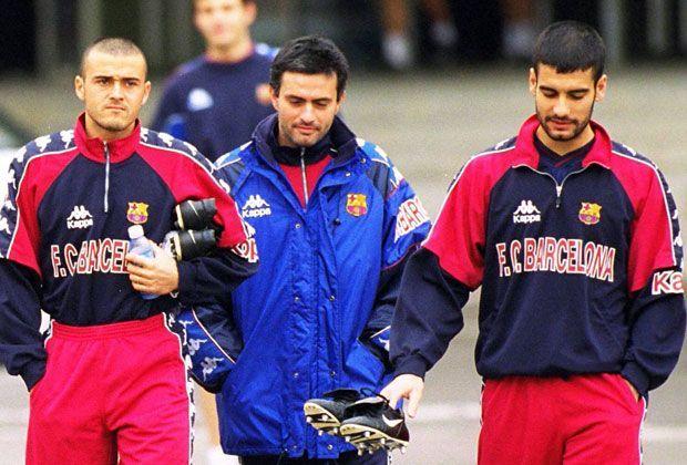Mourinho und Guardiola - eine eigenartige Beziehung - Bildquelle: imago