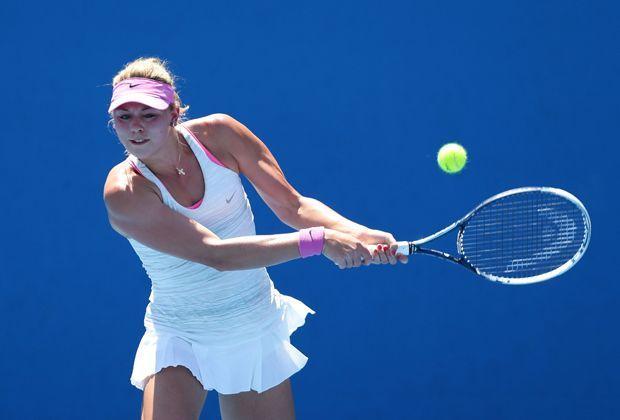 Carina Witthöft: die deutsche Tennis-Hoffnung - Bildquelle: 2014 Getty Images
