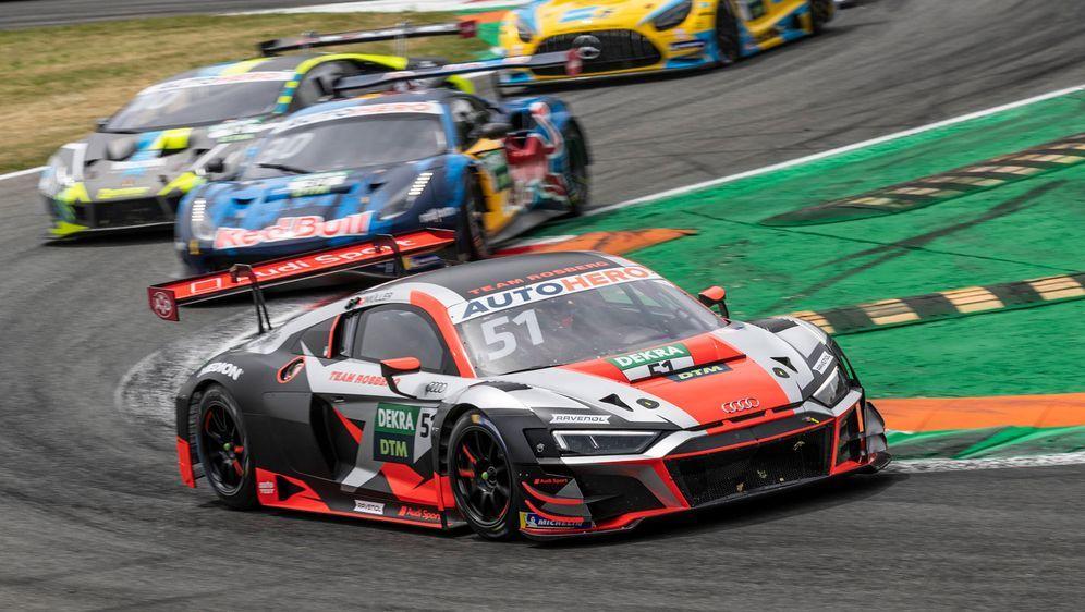 Die DTM ist in Monza in die neue Saison gestartet. - Bildquelle: imago images