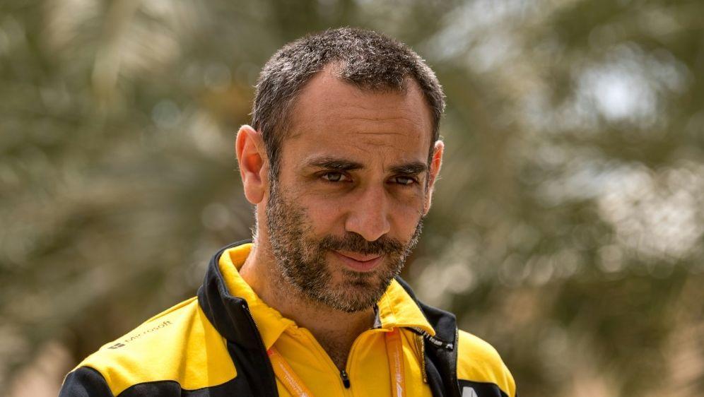 Formel 1: Cyril Abiteboul muss Renault verlassen - Bildquelle: AFPSIDANDREJ ISAKOVIC