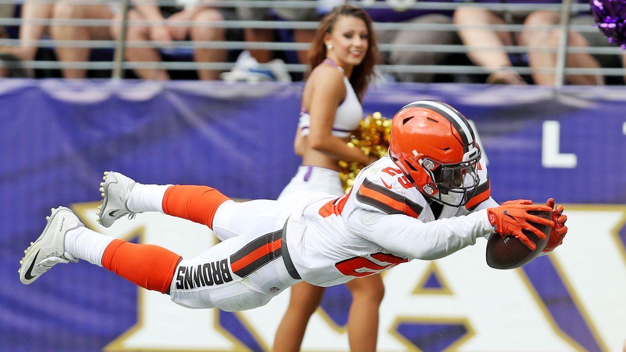 Duke Johnson (Cleveland Browns) - Bildquelle: Getty