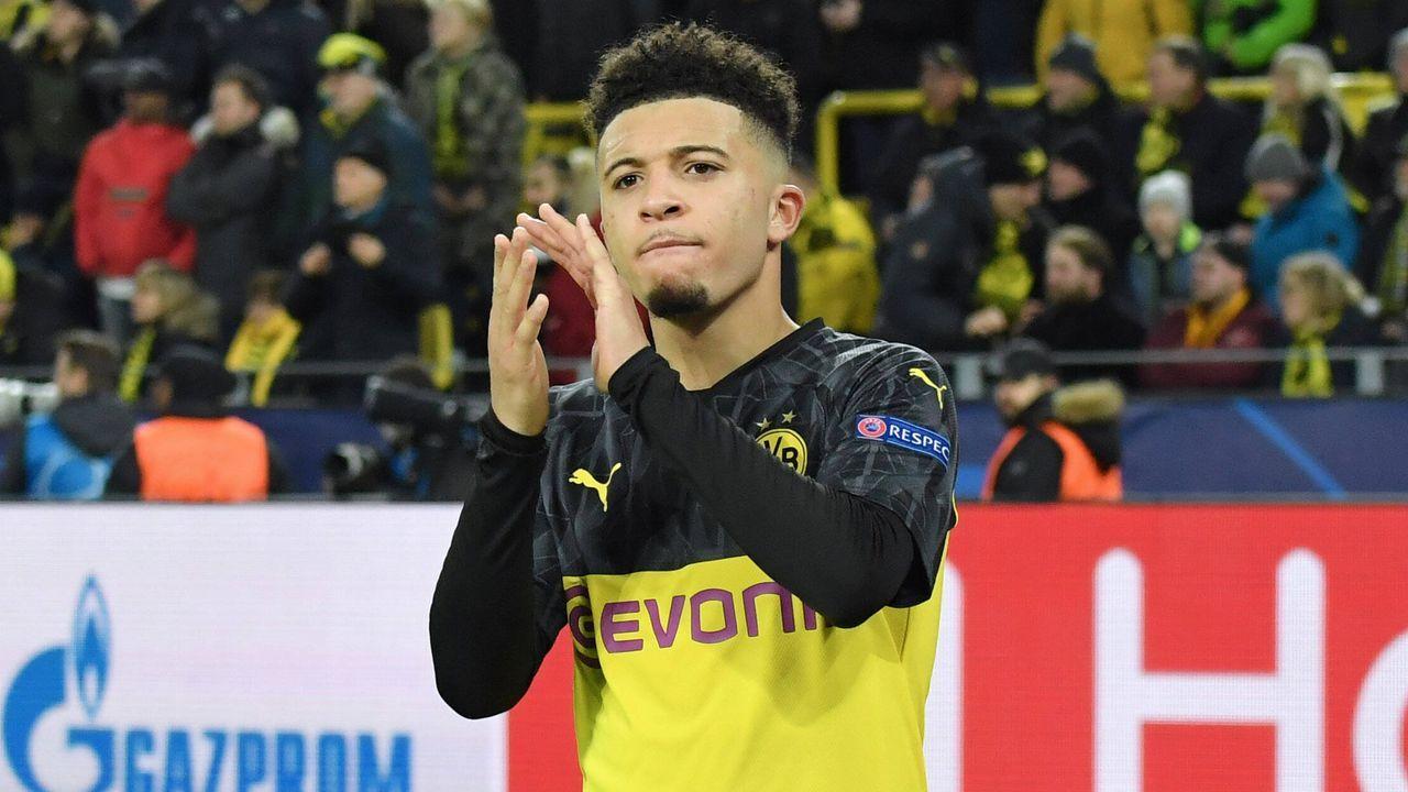 Jadon Sancho (Borussia Dortmund) - Bildquelle: imago images / Team 2