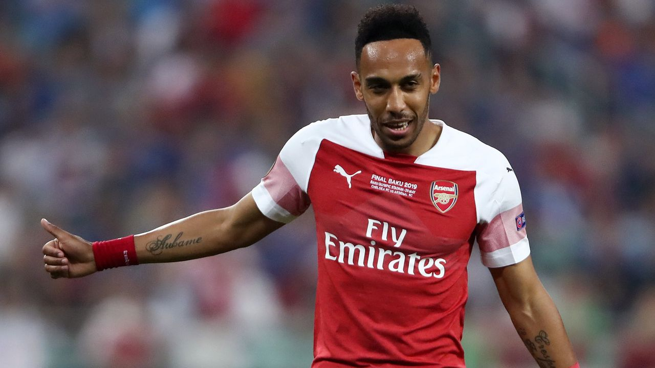 Pierre-Emerick Aubameyang - Bildquelle: Getty
