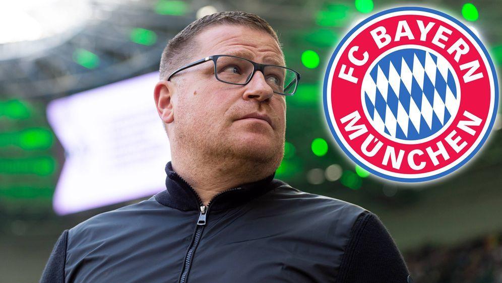 Die Gerüchte um einen Wechsel von Max Eberl zum FC Bayern München kochen ern... - Bildquelle: imago