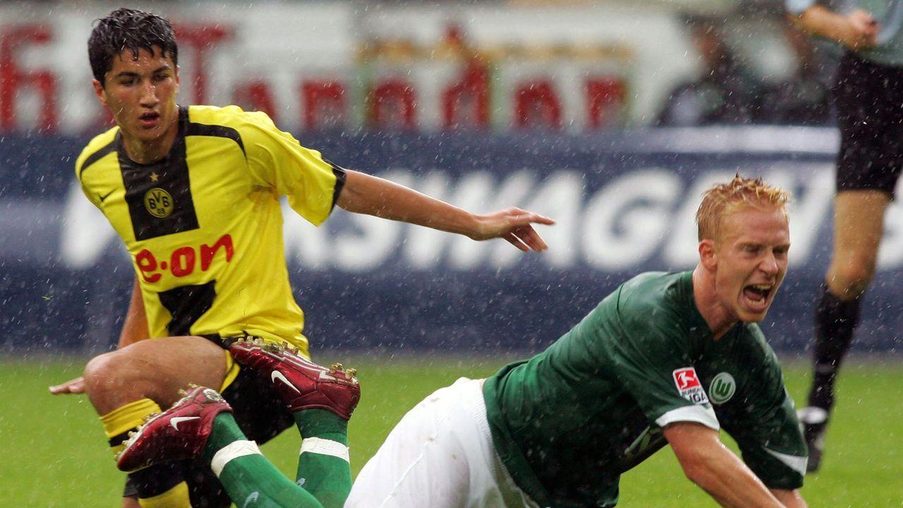Platz 2 - Nuri Sahin (Borussia Dortmund) - Bildquelle: Imago