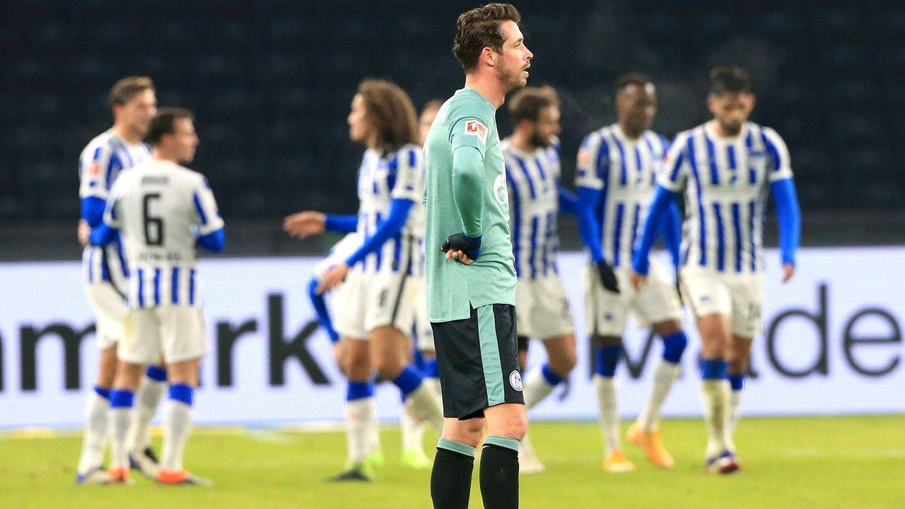 Platz 2: FC Schalke 04 (30 Spiele) - Bildquelle: Imago Images