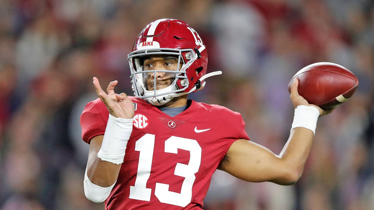 Tua Tagovailoa (Alabama)  - Bildquelle: getty
