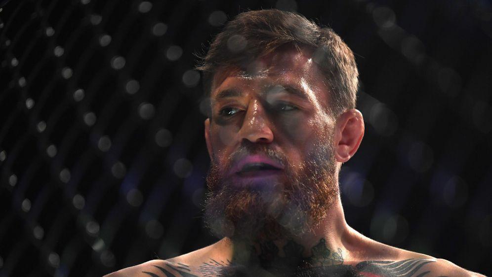 Conor McGregor - Bildquelle: Getty Images