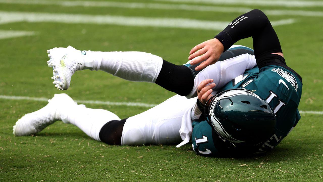 Verlierer: Philadelphia Eagles - Bildquelle: Getty