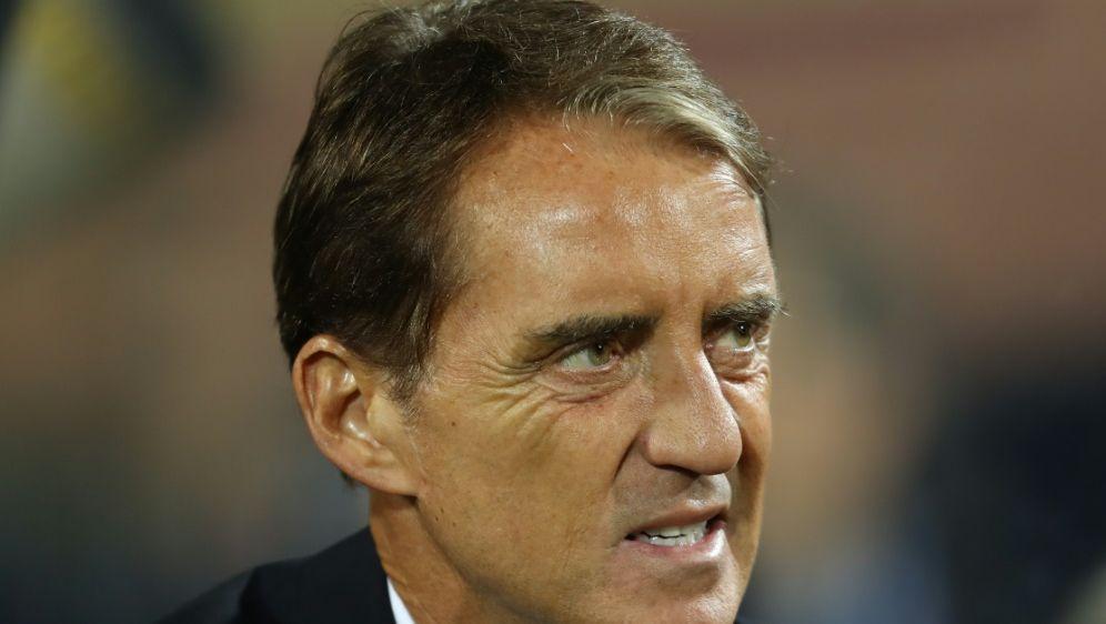 """Mancini spricht von einem """"großen Chaos"""" in der Serie A - Bildquelle: PIXATHLONPIXATHLONSID"""