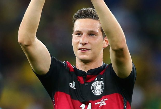 Julian Draxler - Bildquelle: Getty