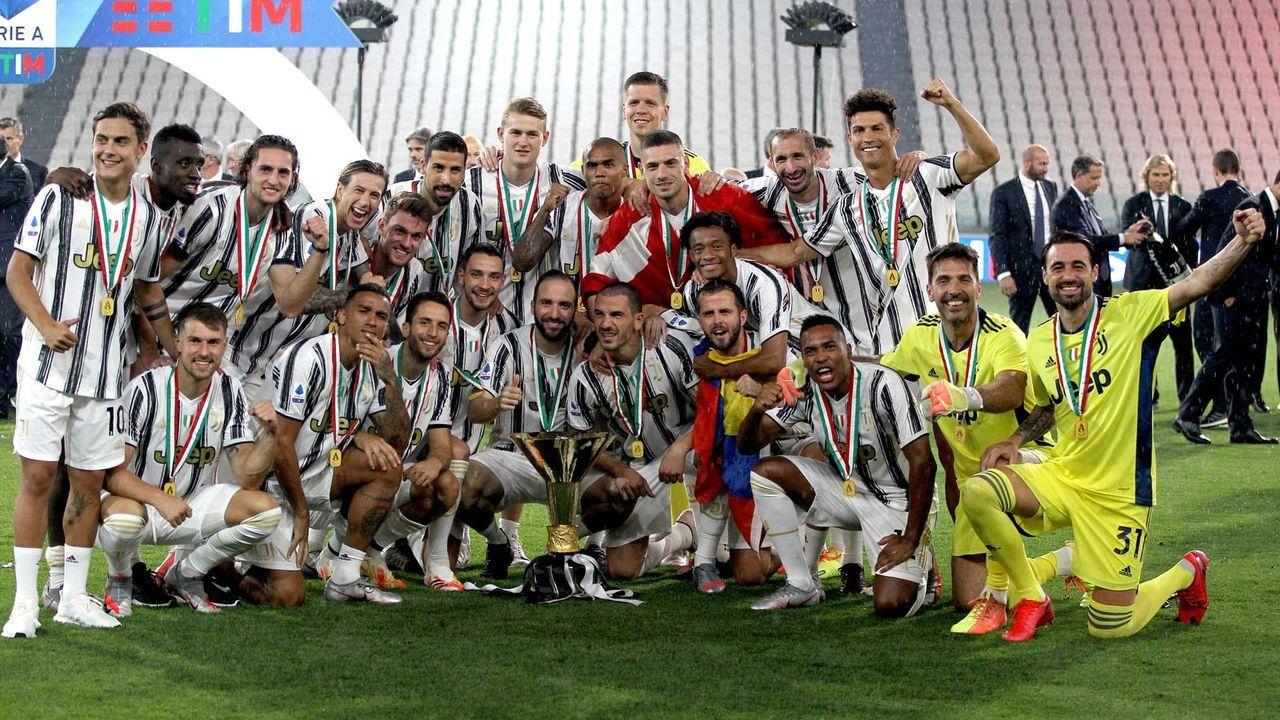 Juventus Turin  - Bildquelle: imago images/Buzzi