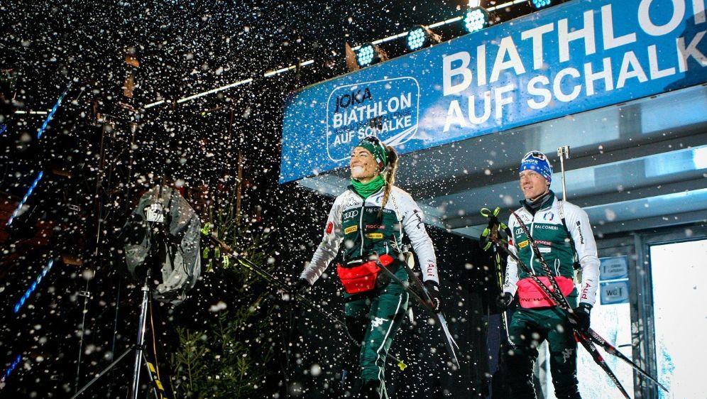 Biathlon Auf Schalke 2021