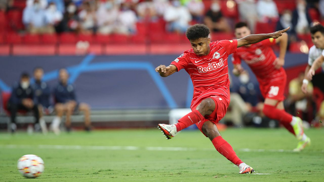 Karim Adeyemi (RB Salzburg) - Bildquelle: imago images/GEPA pictures