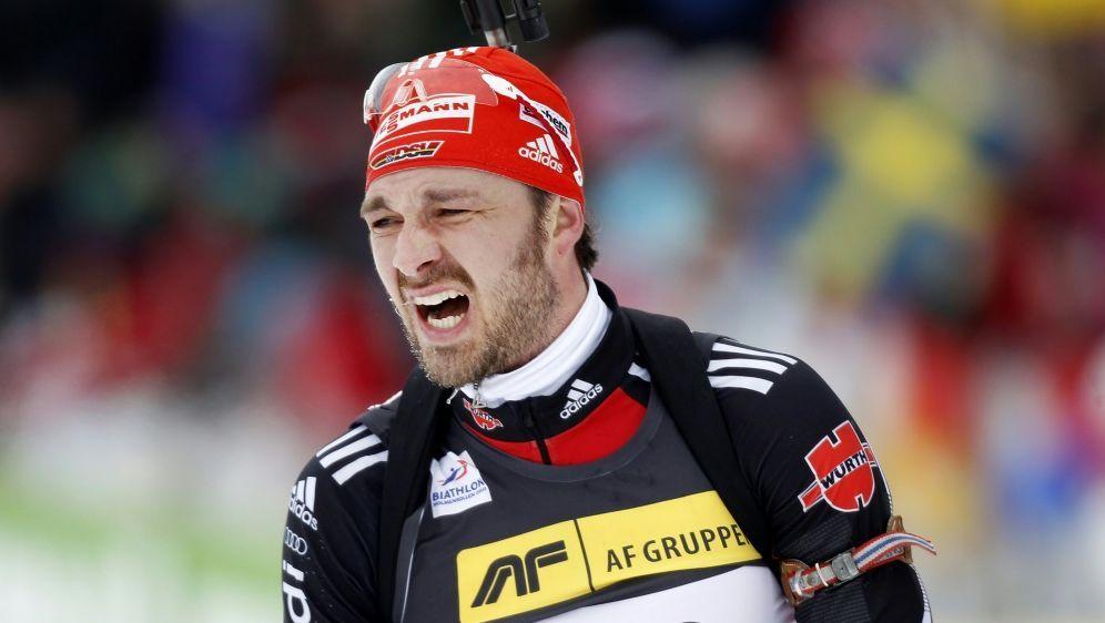 Wolf trainiert ab Mai die Schweizer Biathlon-Herren - Bildquelle: AFPSIDDANIEL SANNUM LAUTEN