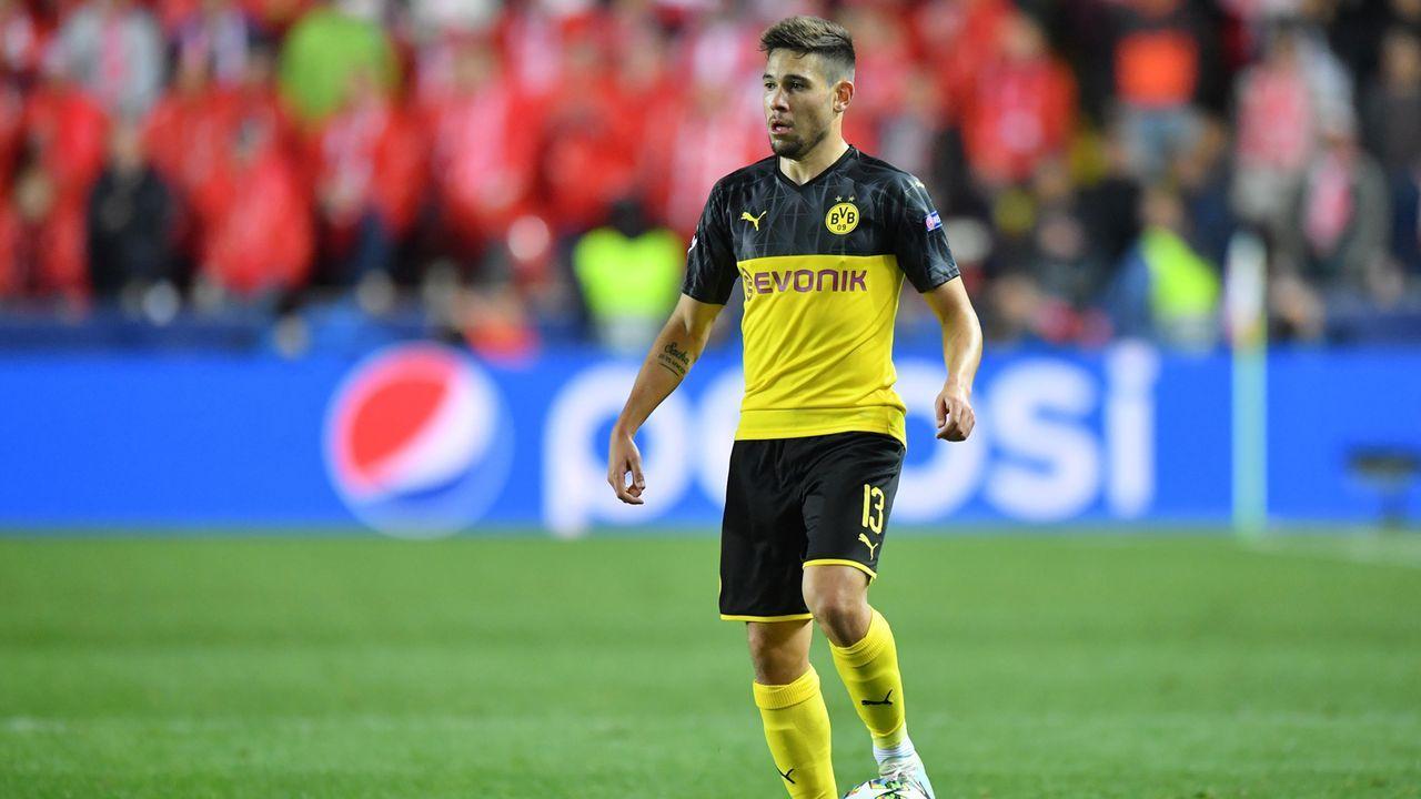 Raphael Guerreiro (borussia Dortmund) - Bildquelle: Getty Images