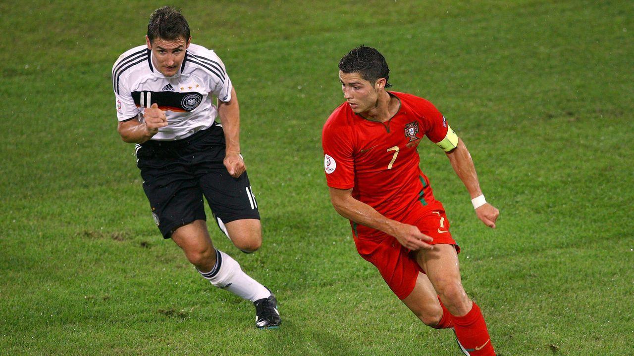 EM 2008 - Viertelfinale - Bildquelle: 2008 Getty Images
