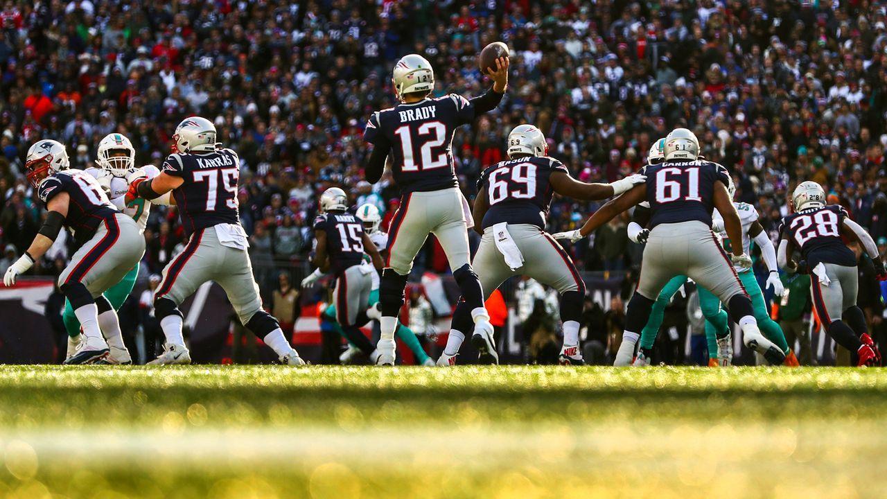 Top 10: Quarterbacks mit den meisten Touchdown-Pässen - Bildquelle: 2019 Getty Images
