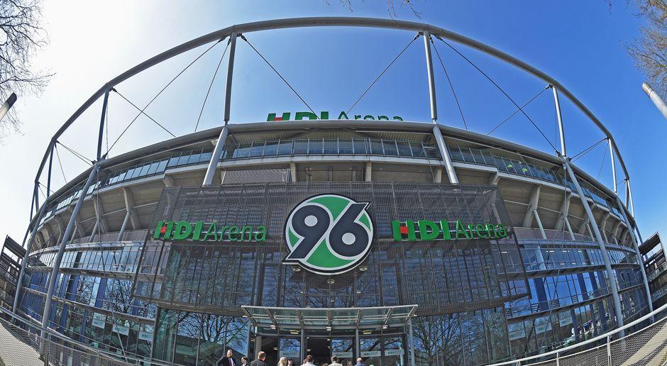 Nicht bei der EM dabei: HDI-Arena Hannover - Bildquelle: 2016 Getty Images