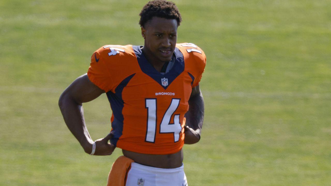 Courtland Sutton (Denver Broncos) - Bildquelle: Getty Images