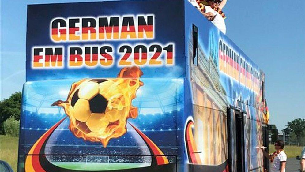 """""""German EM Bus 2021"""" stört deutsche Vorbereitung - Bildquelle: SIDSIDSID"""